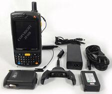 Symbol Mc7596 Mc75 Motorola 1D/2D Barcode Scanner Wm6.1 WiFi Gsm Gps +Charge Kit