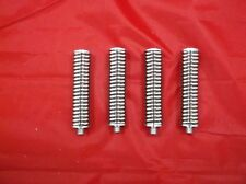 NEW CB,HAM RADIO ANTENNA STAINLESS STEAL SPRING WORKMAN S-30,S30, S 30 4 ITEMS