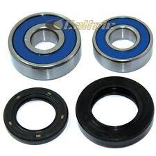 Rear Wheel Ball Bearings Seals Kit Fits YAMAHA IT175 1977 1978 1979