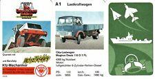 Cuarteto Magirus Deutz los alemanes toros V. AAS nº 3225