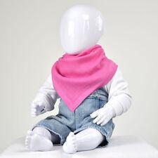 Nuschel Burp Cloth / Bib - Hot Pink | by Burp Cloth Factory