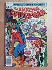 AMAZING SPIDERMAN (1963) # 170 BY LEN WEIN W/ GREEN GOBLIN