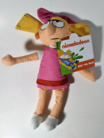 "NWT Rugrats 12"" Helga Doll Nickelodeon Nick 90's Plush Toy"