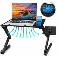 New listing 2021 Adjustable Laptop Bed Table Computer Stand, Laptop Notebook Stand Reading