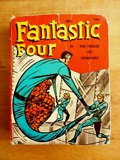 The Fantastic Four – The House of Horrors – William Johnston Marvel Comics 1968