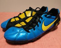 NIKE TOTAL 90 LASER III FG 385423-471 T90 SOCCER CLEATS FOOTBALL BOOTS US 9.5