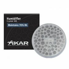 Xikar Crystal Gel Large Round Humidifier  for up to 100 Cigars
