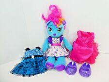 "New ListingBuild A Bear Babw Hg Honey Girls Viv Rockstar 20"" Plush Stuffed Toy Accessories"