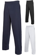 Fruit of The Loom Lightweight Jogs Joggers Jog Pants Tracksuit Bottoms 64038
