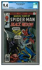 Marvel Team-Up #82 (1979) Bronze Age Black Widow CGC 9.4 FF387