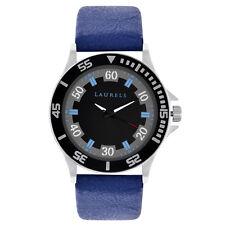 Laurels Sigma Analog Blue Dial Men's Watch - Lo-Sg-0203