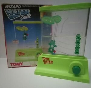 Tomy - WIZARD WATER GAMES / LEAP FROG Ref. 7014
