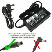 GENUINE DELL 19.5V 4.62A 90W 7.4*5.0mm PA10 LAPTOP ADAPTER CHARGER FOR LATITUDE
