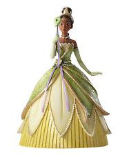 Enesco Disney Showcase Tiana Masquerade   Figurine  New in Box