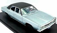 wonderful modelcar FORD GALAXY 1970 - grey metallic/black - 1/43 - lim.ed.700