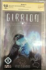 Girrion #1 9.8 CBCS Ashely Witter Exclusive Sig By Witter Jarra Princess Uralla