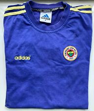 *RARE VINTAGE* ADIDAS Fenerbahce Istanbul - T-Shirt, 80ies - L? - top original