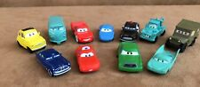 Lot 11 Disney Store PVC Cars Pixar cake topper action figures original doc