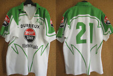 Maillot Rugby Athletic Club Labastide-Beauvoir ACLB porté #21 Roc Sport - XL