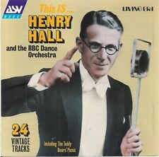 This Is... Henry Hall & the BBC Dance Orchestra (1997) CD