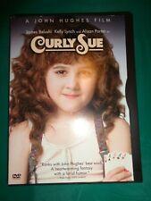 Curly Sue 2003 DVD James Belushi Kelly Lynch OOP 1991 Film