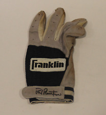 Phil Plantier signed autographed game used worn batting glove! Authentic!