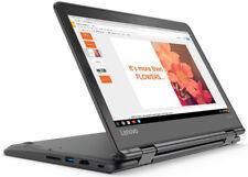"Lenovo N23 Yoga MTK 8173c 11.6"" 1366 X 768pixels Touchscreen Black Chromebook"