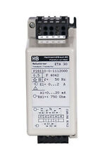 H & B ETA 30 p28110-0-1112000 Hartmann & Braun meßumformer