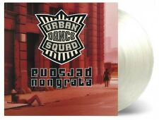 Urban Dance Squad - Persona Non Grata (Lim. 1000) - LP CLEAR Vinyl NEW & Sealed