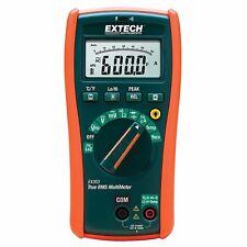 Extech EX363 11 Funktionen TRMS Multimeter