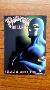 1995 INTREPID THE PHANTOM GALLERY PROMO CARD