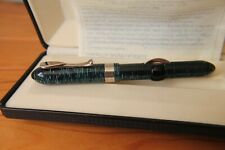 Visconti Copernicus  Celluloid Limited Edition Fountain Pen Crescent Filler