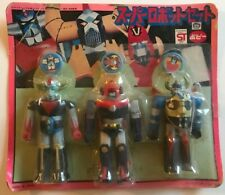 GOLDORAK SUPER ROBOT SET SOUS BLISTER JAPAN 1974