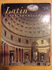 Latin for Americans - Second Book by Henry and Henderson (1997)