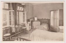 Devon postcard - Convent of Notre Dame, Teignmouth - Junior Bedroom