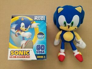 """Sonic the Hedgehog Plush 8"""" Rare Sonic Toy Factory Blind Box NEW"""