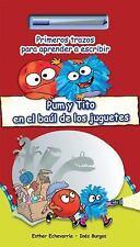 Pum y Tito en el baul de los juguetes (Pum y Tito series) (Spanish Edition)