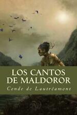 Los Cantos de Maldoror by conde de Lautréamont (2016, Paperback)