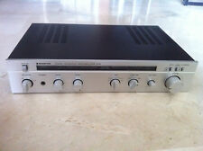 Stereo integrated amplifier SANYO DCA 3510, working