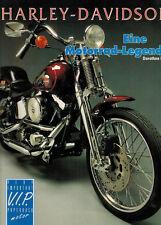 Briel, Harley-Davidson E. motocicleta-leyenda, V.I.P. paperback motor, Zsolnay 1992