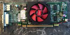 DELL AMD RADEON HD 6450 1GB DDR3 Video Card 0WH7F WITH DVI & DP (NO HDMI P