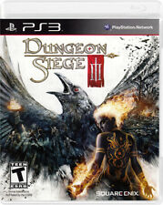 Dungeon Siege 3 New Playstation3