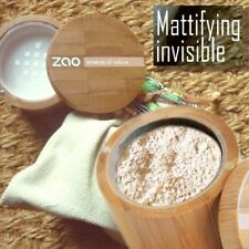 Zao Make-up 500 MINERAL SILK Primer Mattierungs-Puder Finisher Setting Powder