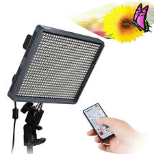 Aputure Amaran HR672S CRI 95+ 672 LED Video Light +Power Adapter+Battery+Remote
