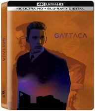 Gattaca Steelbook (4K Ultra HD/Blu-ray/Digital) Ship 3/23