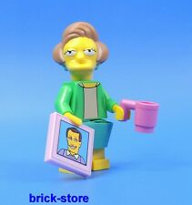 LEGO THE SIMPSONS SÉRIE 2 (71009) FIGURINE (Nr. 14) EDNA KRAPABELLE
