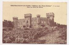 chateauneuf-du-pape  château des fines-roches