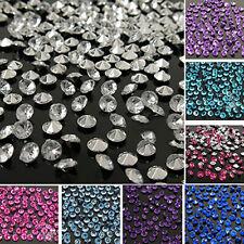 2000Pcs 4.5mm Rhinestones Table Confetti' DIY Party Supplies Wedding Decoration