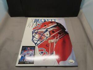 Patrick Roy Signed Beckett Magazine Montreal Canadiens Auto PSA/DNA COA 1A