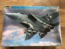 Revell 1:32 McDonnell Douglas F-15 C Eagle Plastic Aircraft Model Kit #4800U